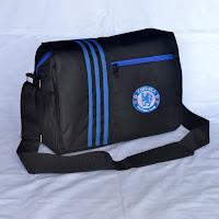 Jual Tas Selempang Laptop Bola Chelsea