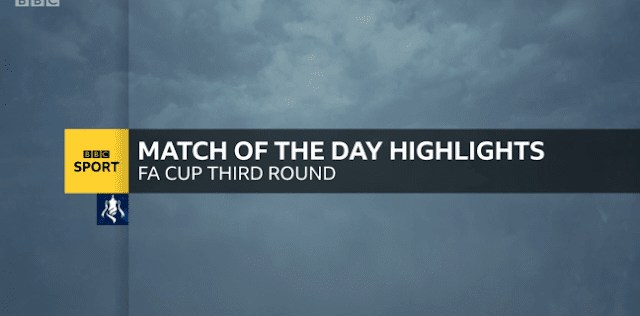 BBC Match of the Day – FA Cup Highlights  19 May