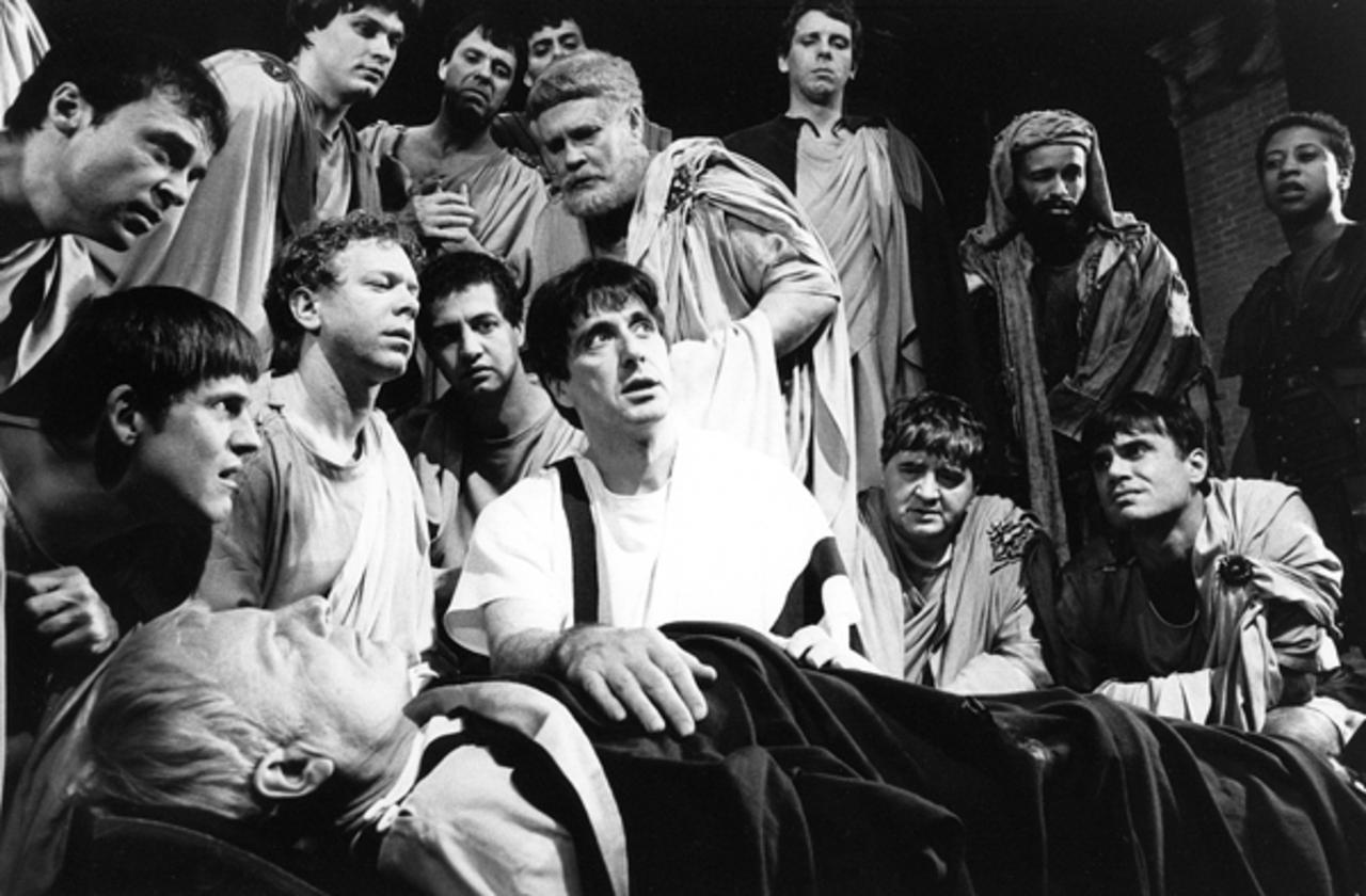 The Tragedy Of Julius Caesar Act 1 Scene 2 01 14
