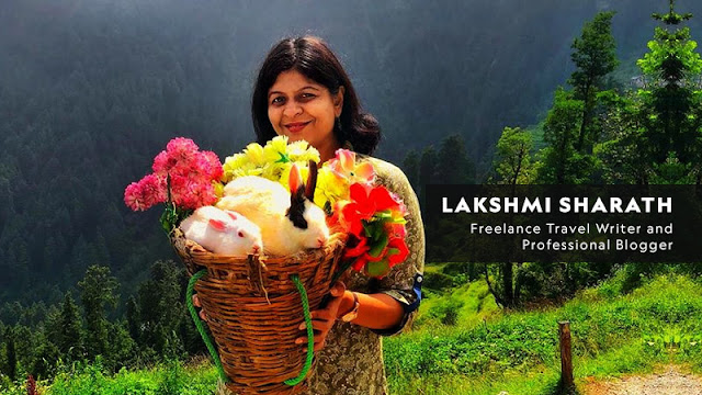 Lakshmi Sharath travler