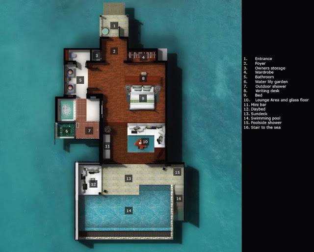 Les Plus Beaux Hotels Design Du Monde Song Saa Private