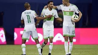 موعد مباراة توجو والجزائر ضمن تصفيات كأس أمم أفريقيا 2019 والقنوات الناقلة