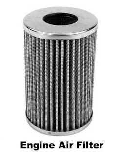 Engine Air Filter : Requirement and Types