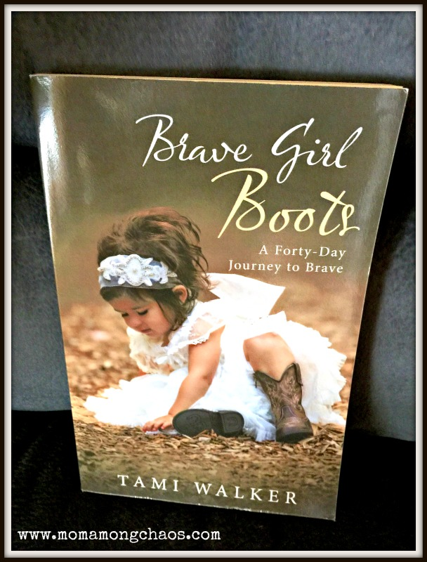 Brave Girl Boots, Brave Girl, Tami Walker, book, review, God, spiritual, soul