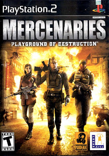 Mercenaries: Playground of Destruction (PS2) 2005