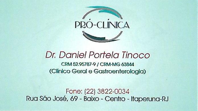 Pró-Clinica em Itaperuna Gastroenterologia