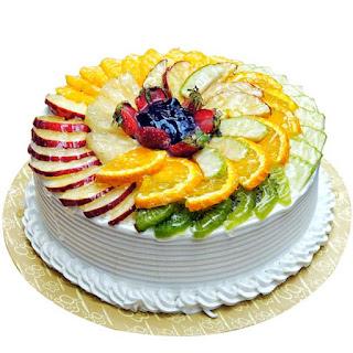 Excess Fruit Cake
