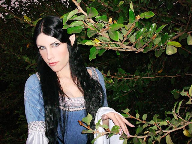 arwen cosplay LOTR