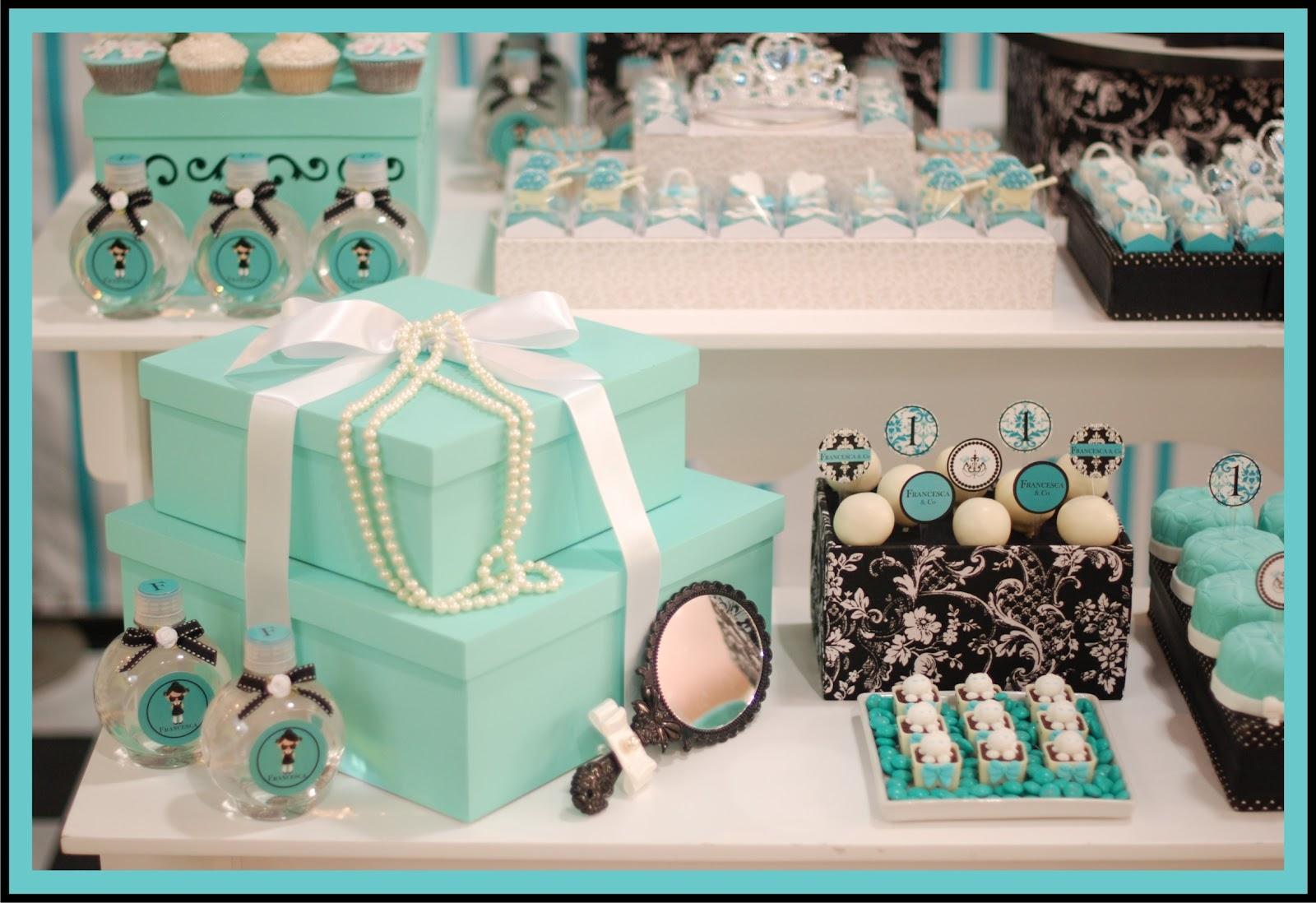 Tiffany Co Birthday Cake Mary