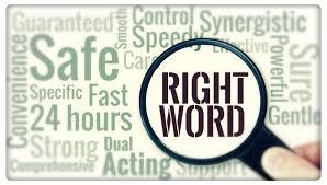 ေဒါက္တာခင္ေမာင္၀င္း (သခ်ာၤ) – THE RIGHT WORD 3