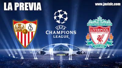 Previa Sevilla FC - Liverpool