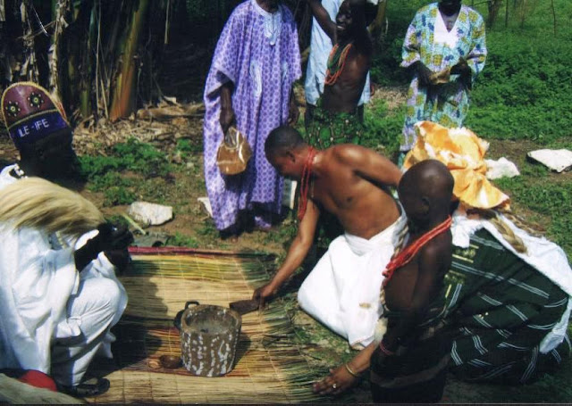 olosara+1 Ife People: The Ancient Artistic, Highly Spiritual And The First Yoruba People