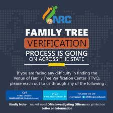 Family tree verification opens Pandora's box in Cachar