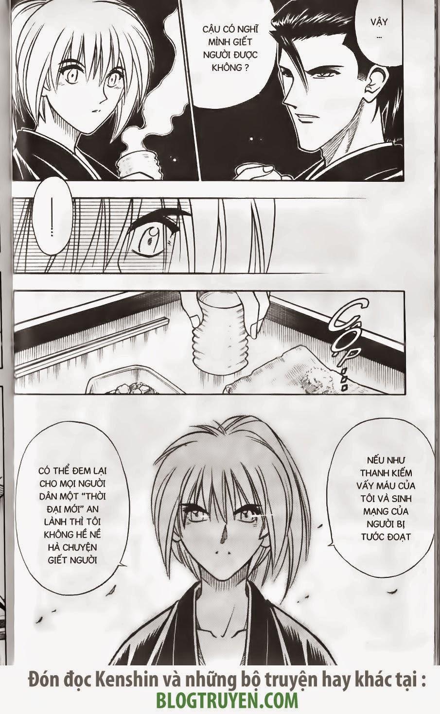 Rurouni Kenshin chap 166 trang 15