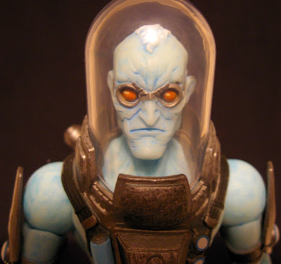 DC Batman Greg Capullo Designer Series Mr Freeze Action Figure #7