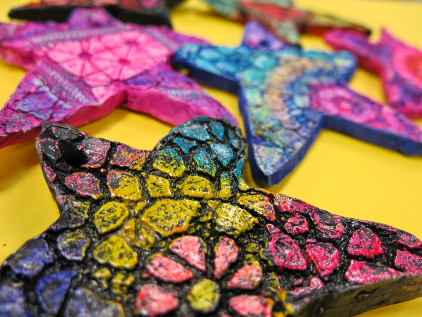Cassie Stephens: clay projects