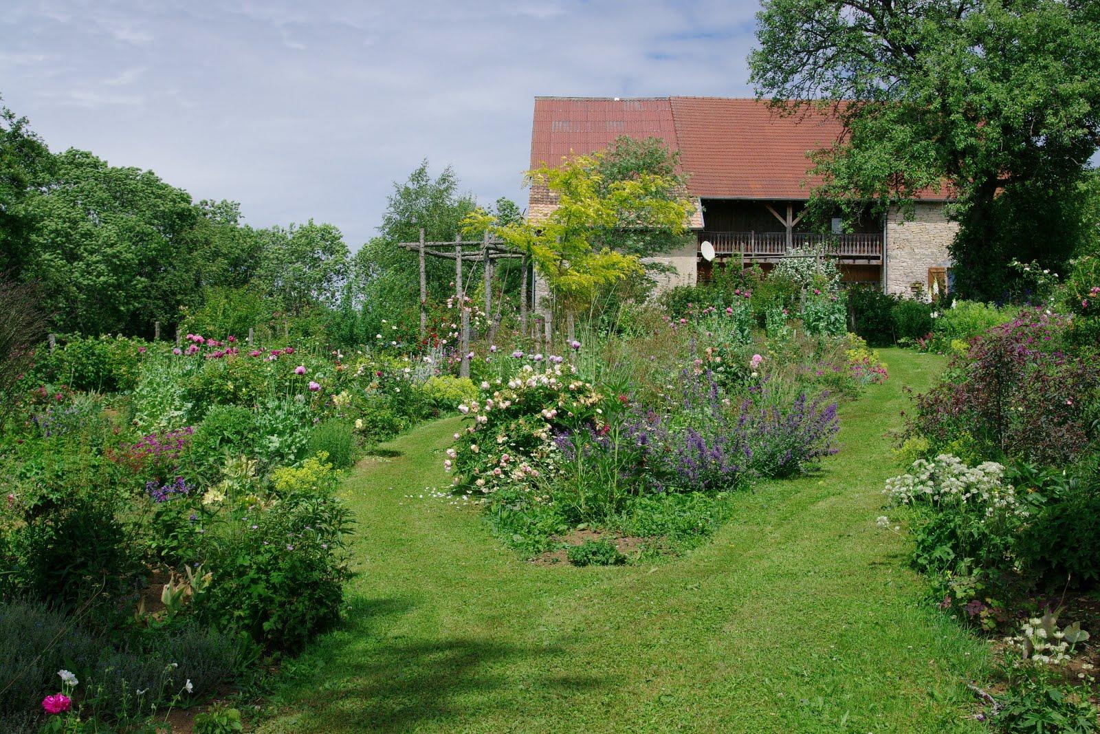 le jardin boultois: Jardin Bucolique.