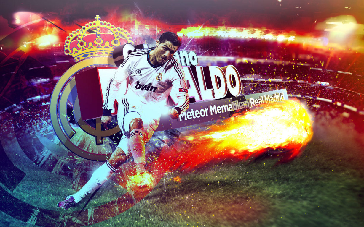 Cristiano Ronaldo New HD Wallpapers 2013-2014 « FREE WALLPAPERS