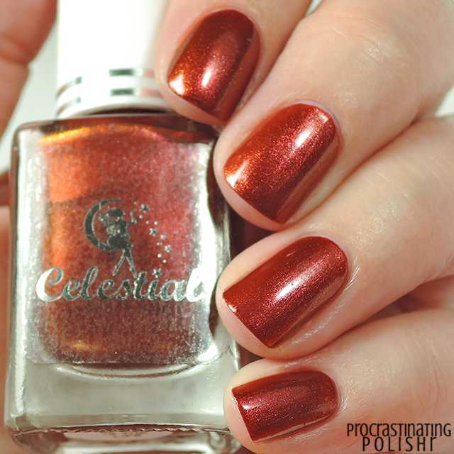 Celestial Cosmetics - The Blood is the Life | Love Never Dies collection