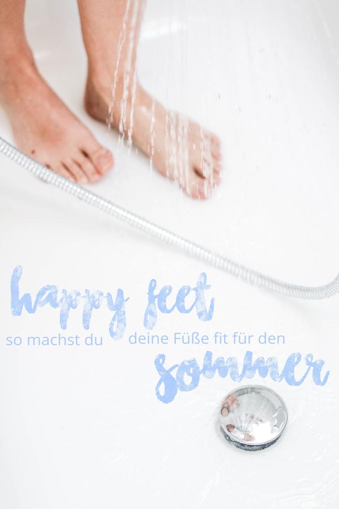 happy feet so machst du deine fà à e fit fà r den sommer fashion