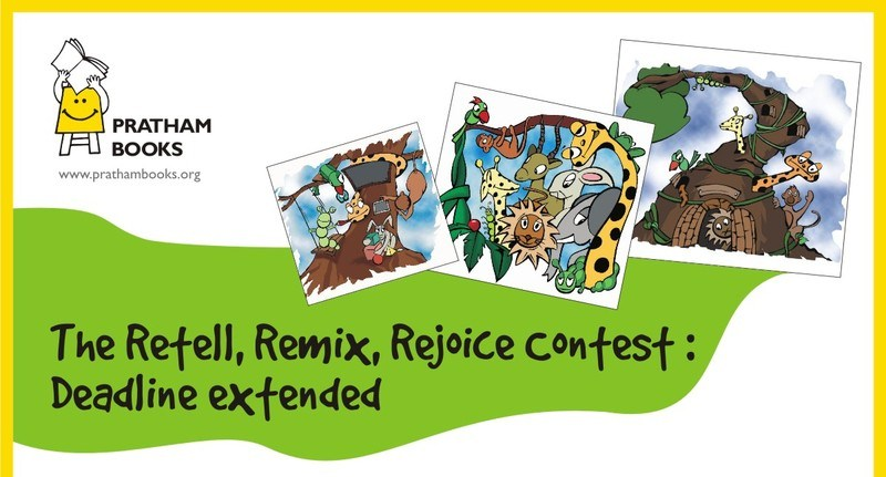 Reminder : Extended Deadline for the 'Retell, Remix and