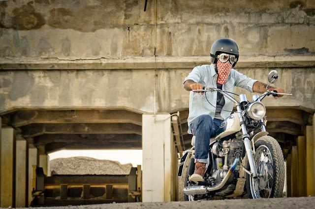 Gợi ý chọn đồ phong cách cổ điển cho Classic Biker