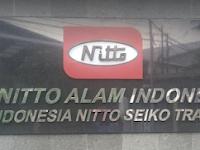 Info Lowongan Operator Terbaru di Tangerang PT Nitto Alam Indonesia