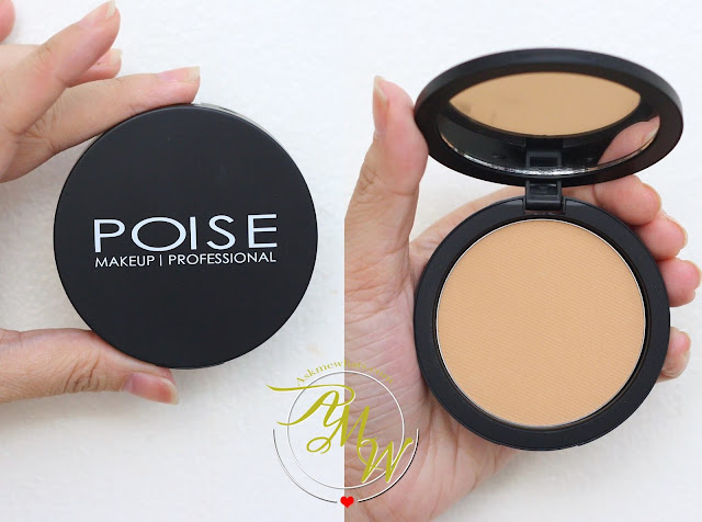 a photo of Poise Makeup Professional Mineral Pressed Powder MPP30