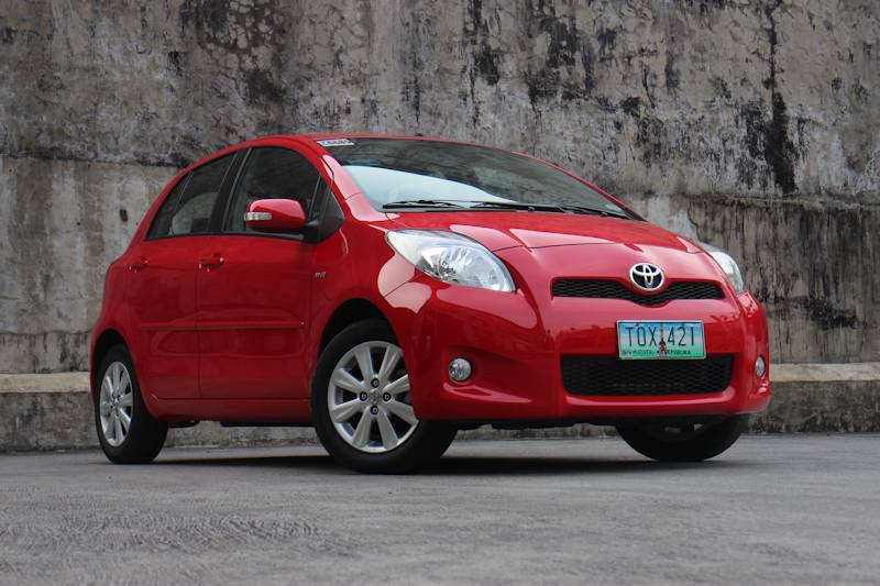Review: 2013 Toyota Yaris