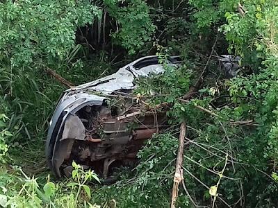 Três professores sofrem acidente grave na BR-316 no Maranhão