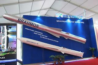 Rudal Jelajah Supersonik BrahMos