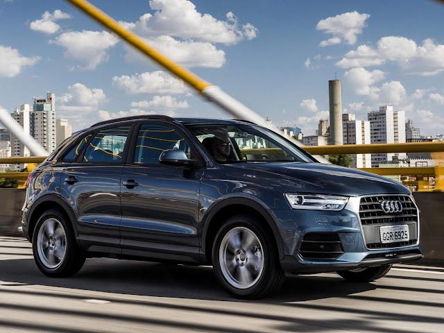 Novo Audi Q3 2017