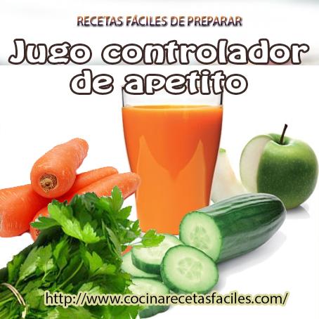zanahorias,perejil,pepino,manzana