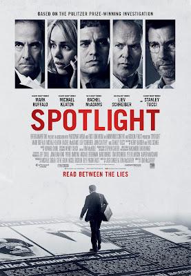 spotlight film recenzja plakat michael keaton