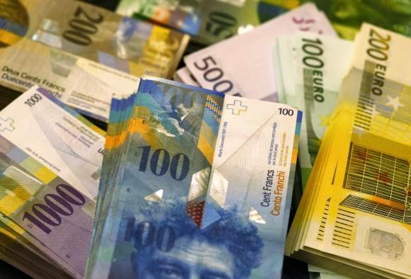 The Swiss Currency Tsunami?