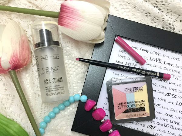 Three products from Catrice*