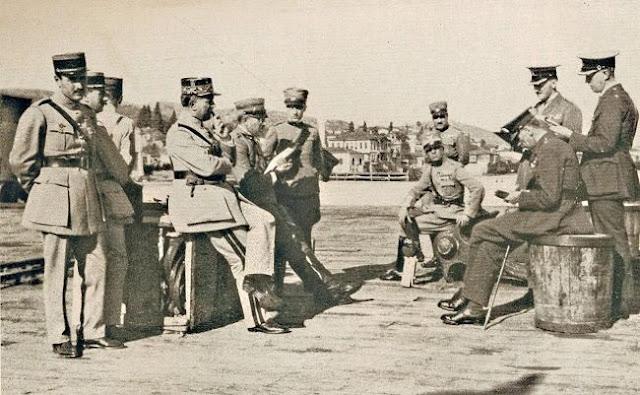 30 Σεπτεμβρίου 1922: Η ελληνική κυβέρνηση υπέγραψε την παράδοση της Αν. Θράκης