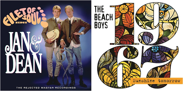 Newly released tunes from Jan & Dean and The Beach Boys, more!/ Catching A Wave 08-14-17