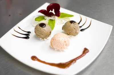 идеи оформления мороженого
