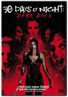 30 Days of Night 2 Dark Days (2010) Hindi Dual Audio Movie 180Mb hevc BRRip