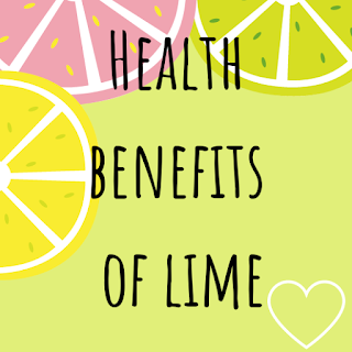 health benefit of lime for our health