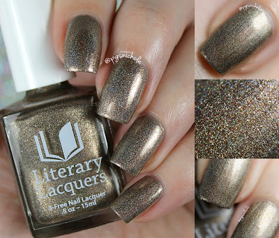 Literary Lacquers Sweet Lenore | The Raven Duo