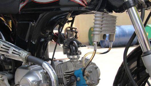 Xe nóng máy? Một vài mẹo nhỏ khắc phục xe nóng máy!!