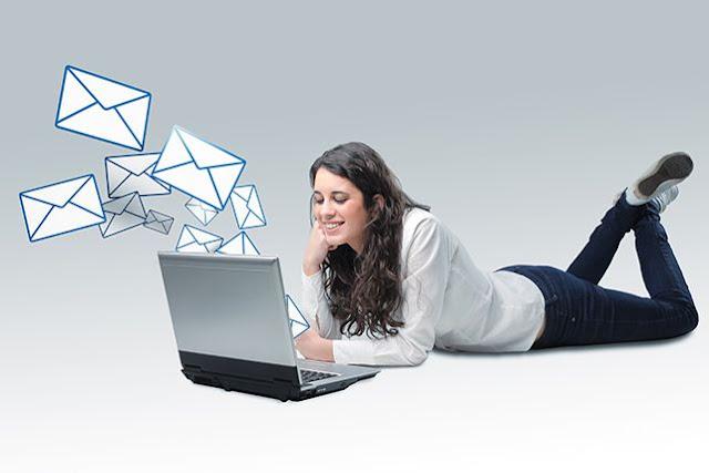 Cartas de amor por correo electronico