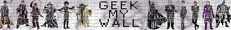 Geek My Wall