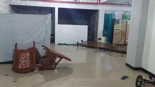 Genting! Masjid Quwwatul Islam Yogyakarta Diserang Orang yang Mengaku Orang PDI