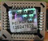 Memoria ROM BIOS