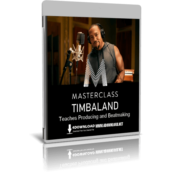 Download Timbaland Teaches Producing and Beatmaking for free