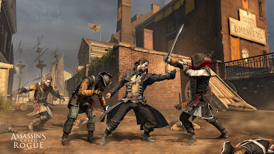 Gameplay Assassin's Creed Rogue