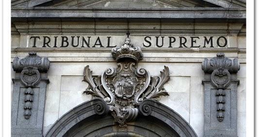 An cdotas y curiosidades jur dicas iustop a las sedes for Sala 4 tribunal supremo